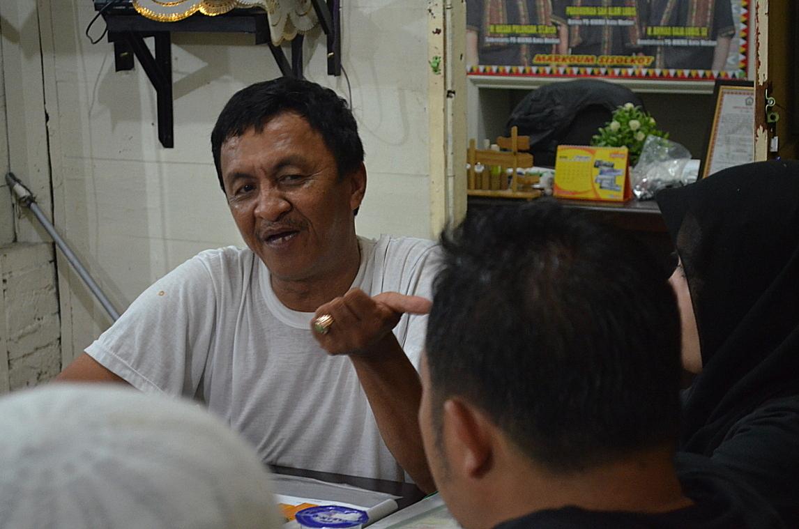 Himpunan Keluarga Besar Mandailing (HIKMA) in Medan - New Naratif