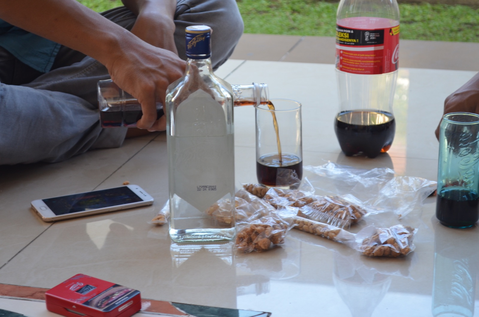 Methanol Poisoning: A Silent Epidemic - New Naratif