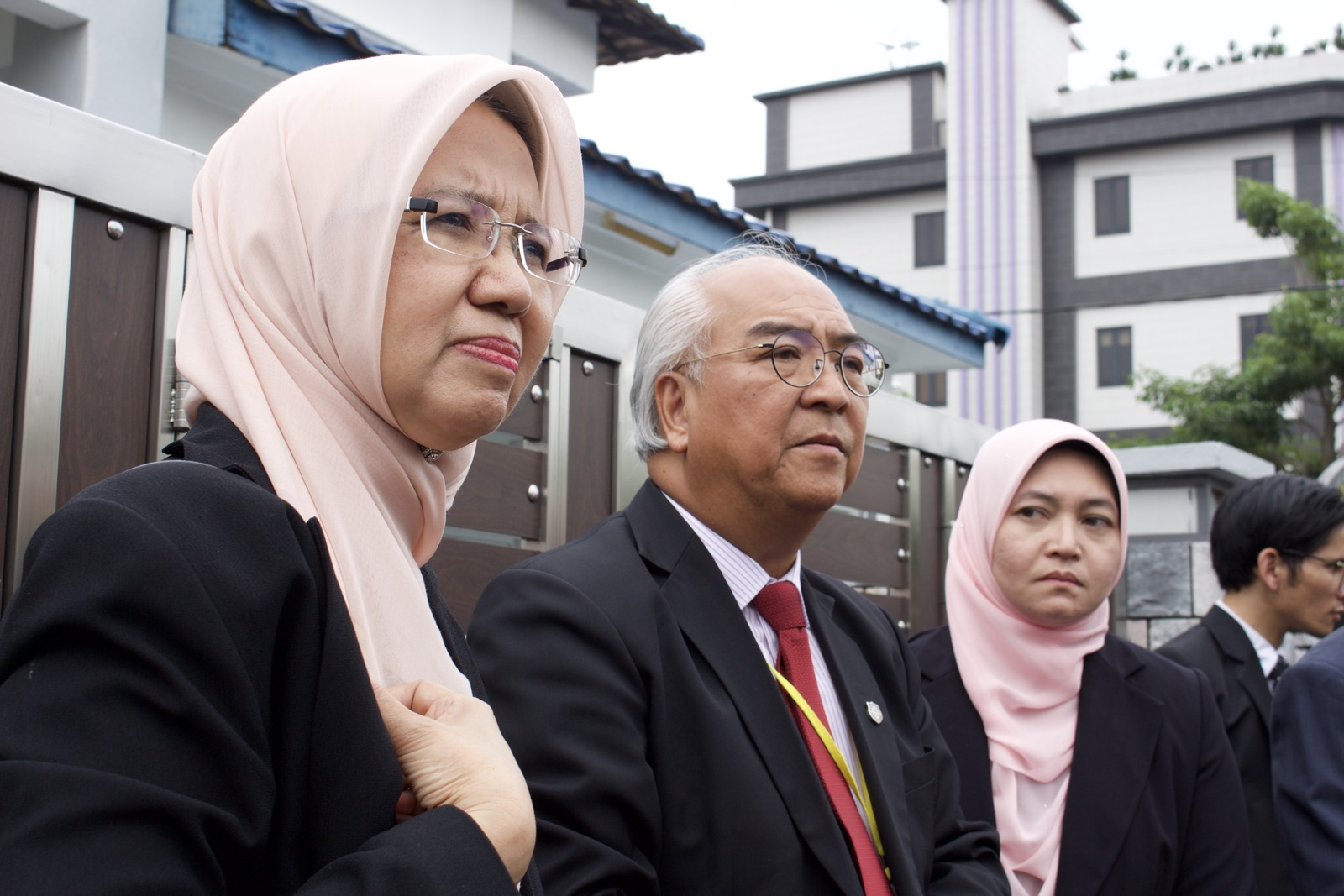 Suhakam Commissioners - New Naratif