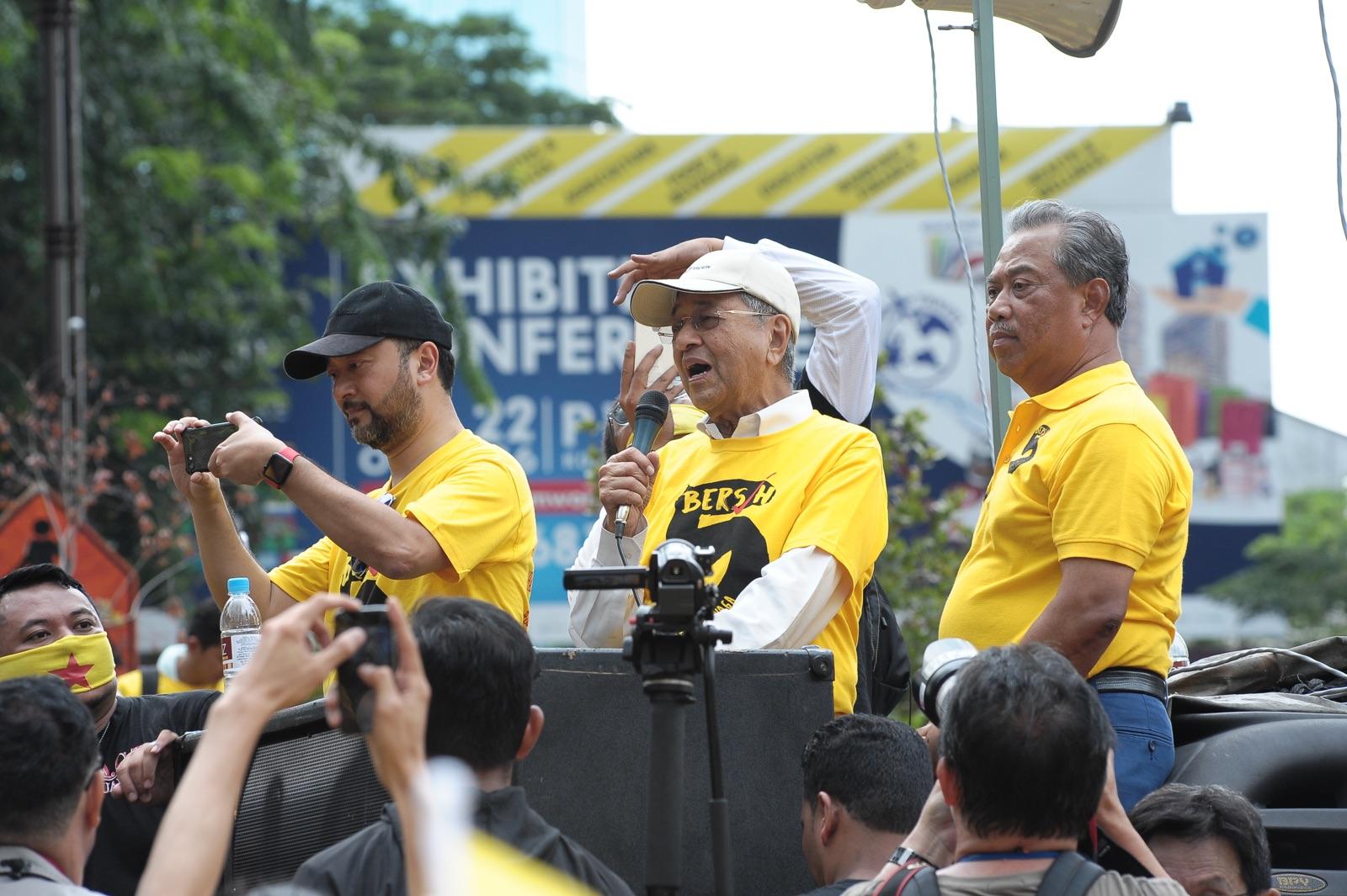Mahathir Mohamad - New Naratif