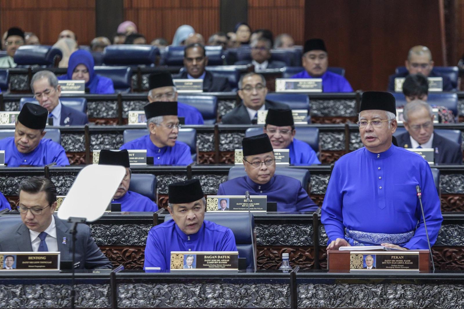 Najib Razak - New Naratif