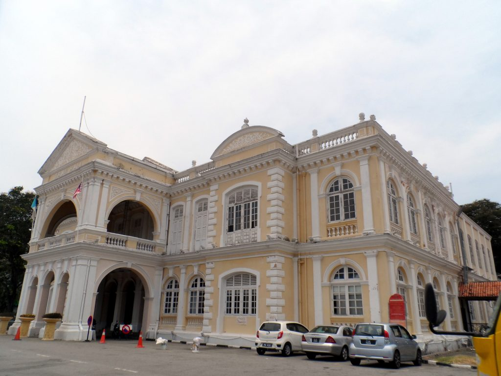 George Town Town Hall - New Naratif