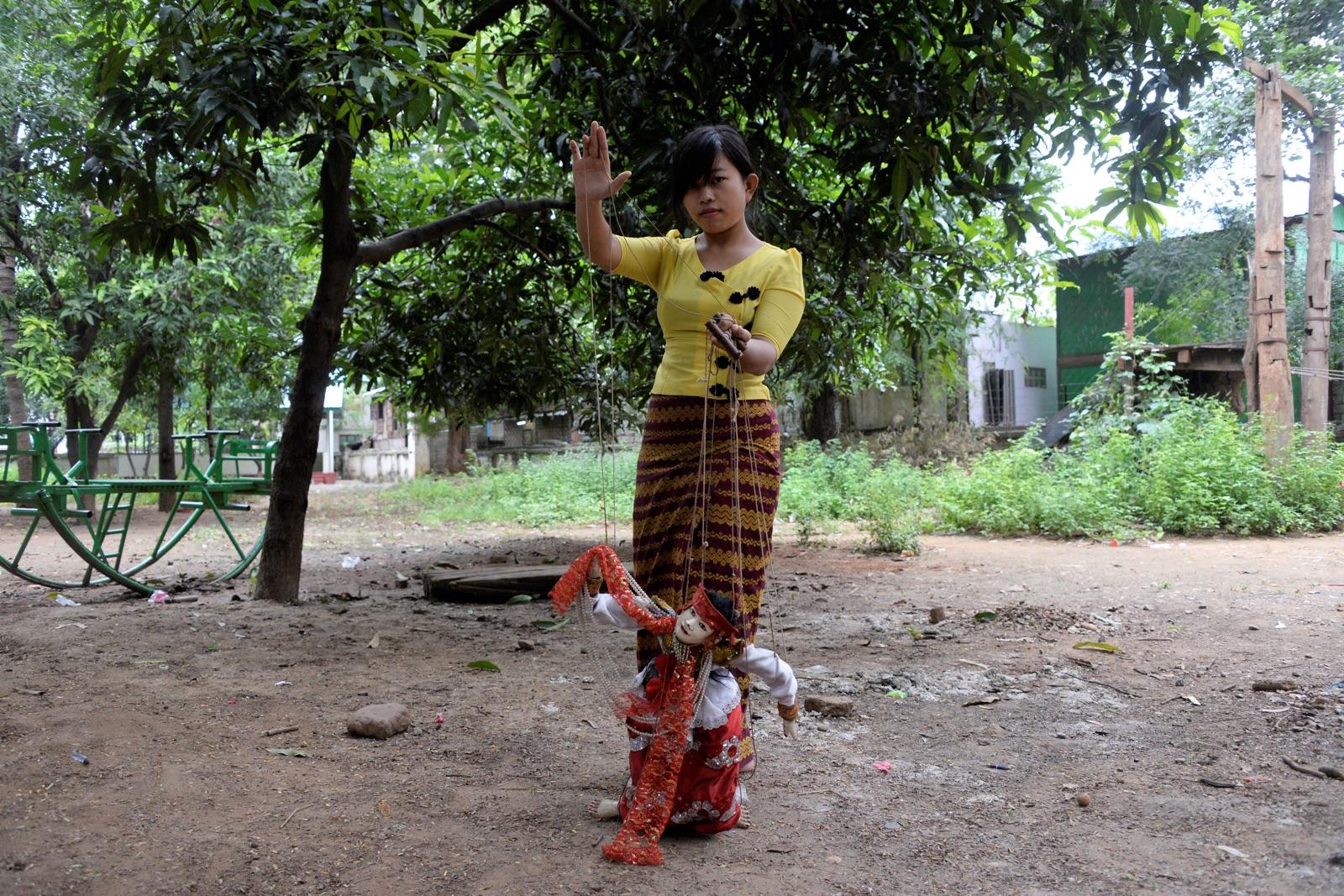 Myanmar Marionette Puppets (13) - New Naratif