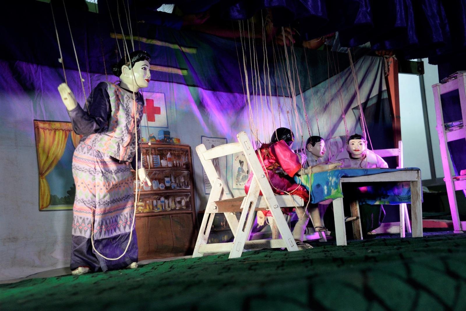 Myanmar Marionette Puppets (7) - New Naratif