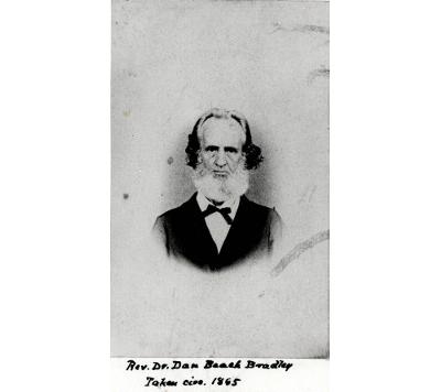 Dan Beach Bradley - New Naratif