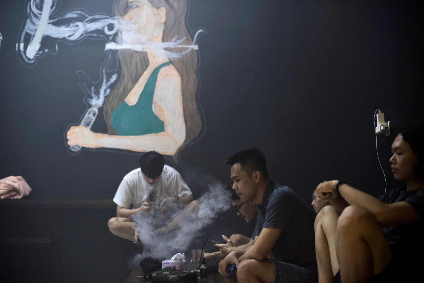 Vaping in Indonesia - New Naratif