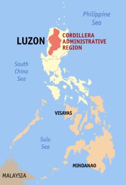Cordillera Region - New Naratif