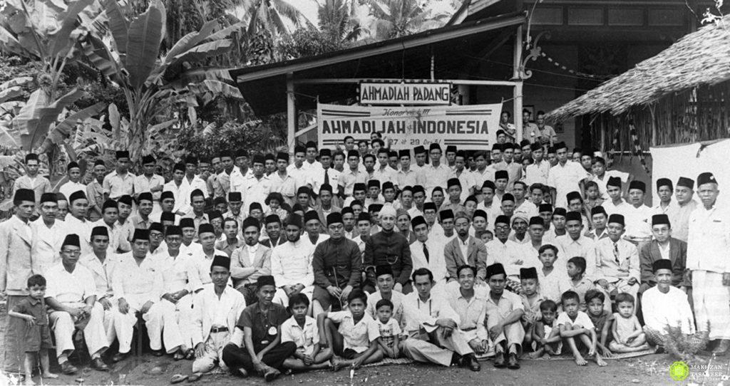 Ahmadiyya 1952 Indonesia - New Naratif