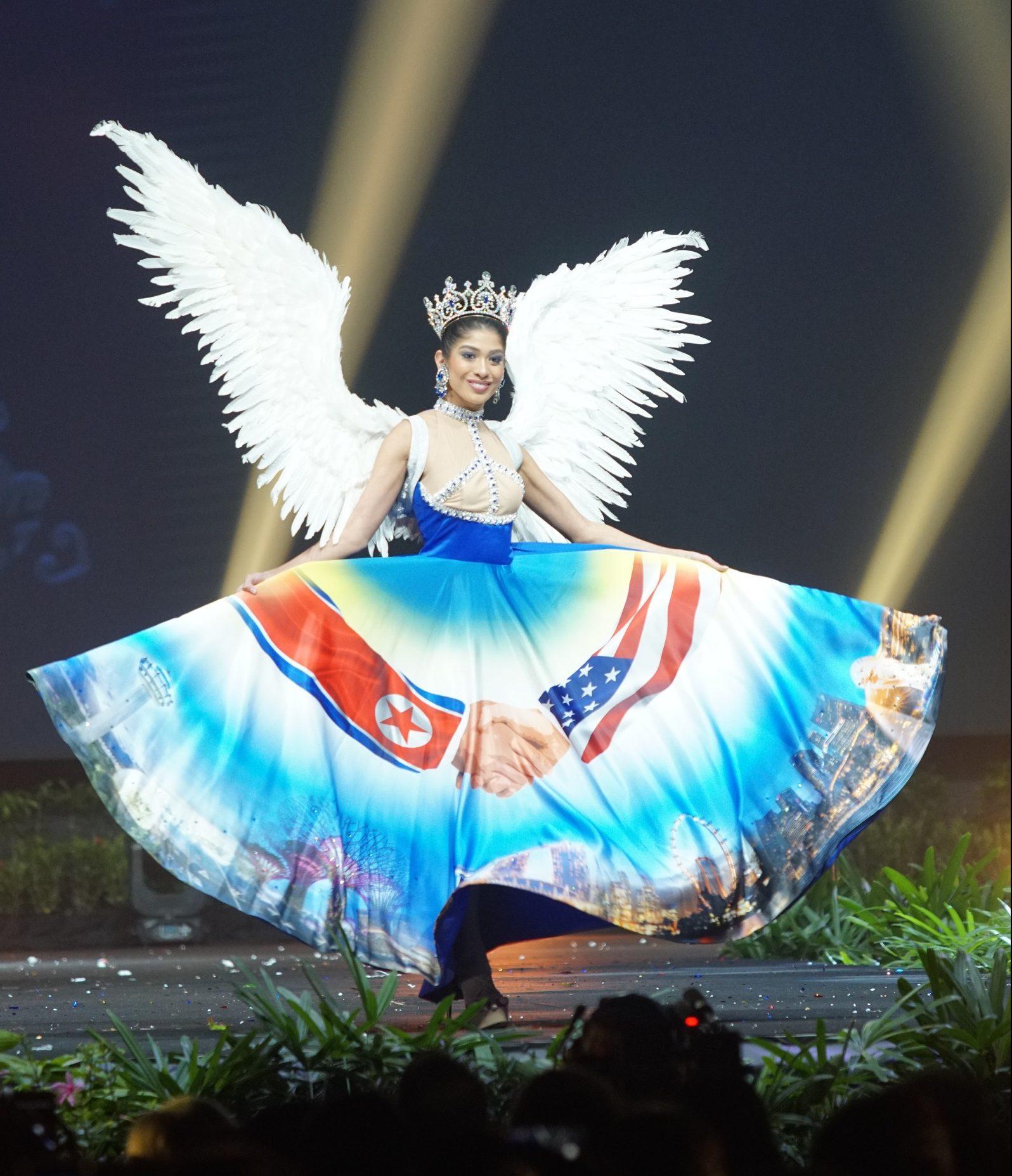 Miss Universe Singapore - New Naratif