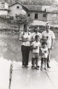 August 2nd 1969, Eu Chooi Yip and Zhang Hongbing visited the former residence of Chairman Mao in Shaoshan - New Naratif