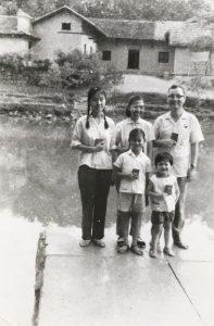 August 2nd 1969, Eu Chooi Yip and Zhang Hongbing visited the former residence of Chairman Mao in Shaoshan - New Naratif