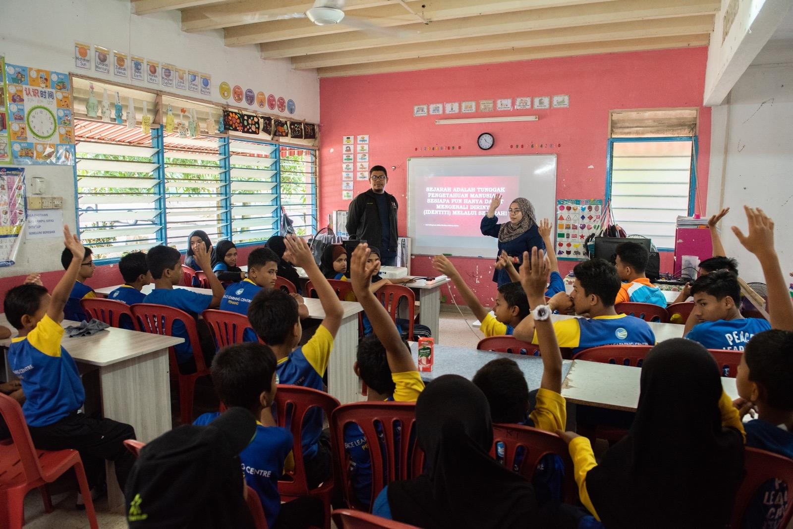 Penang Peace Learning Centre - New Naratif