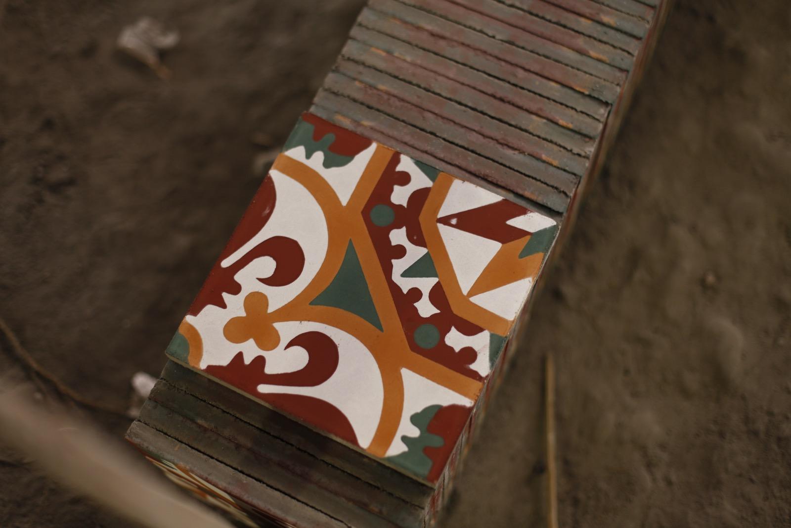 Tile-Making in Cambodia - New Naratif