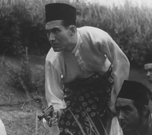 Picture of Koji Nakata as Tani Yutaka in Tiger of Malaya - Filem Klasik Malaysia