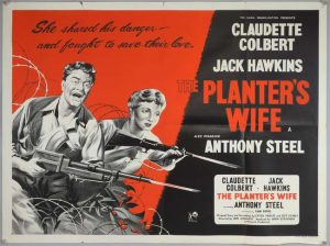 Film Poster of The Planter_s Wife
