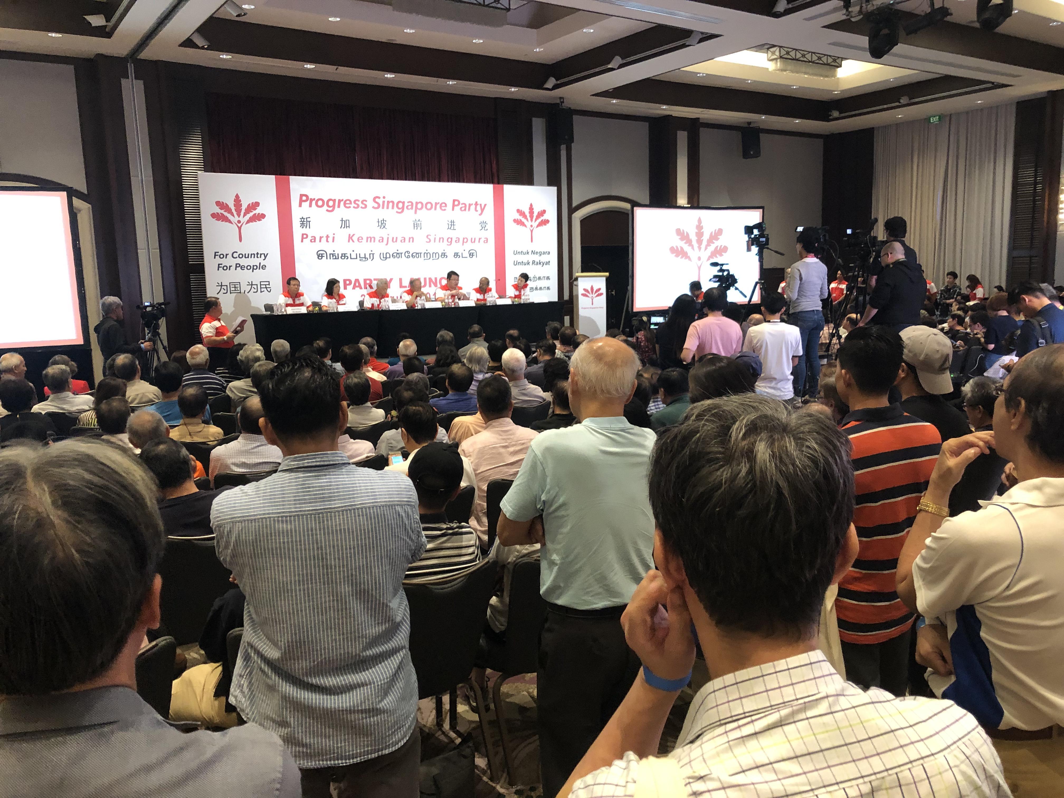 Progress Singapore Party - New Naratif