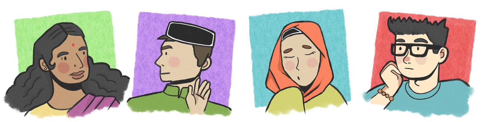 Untukmu Agamamu Pasangan Berlainan Bangsa Di Malaysia Hari Ini New Naratif