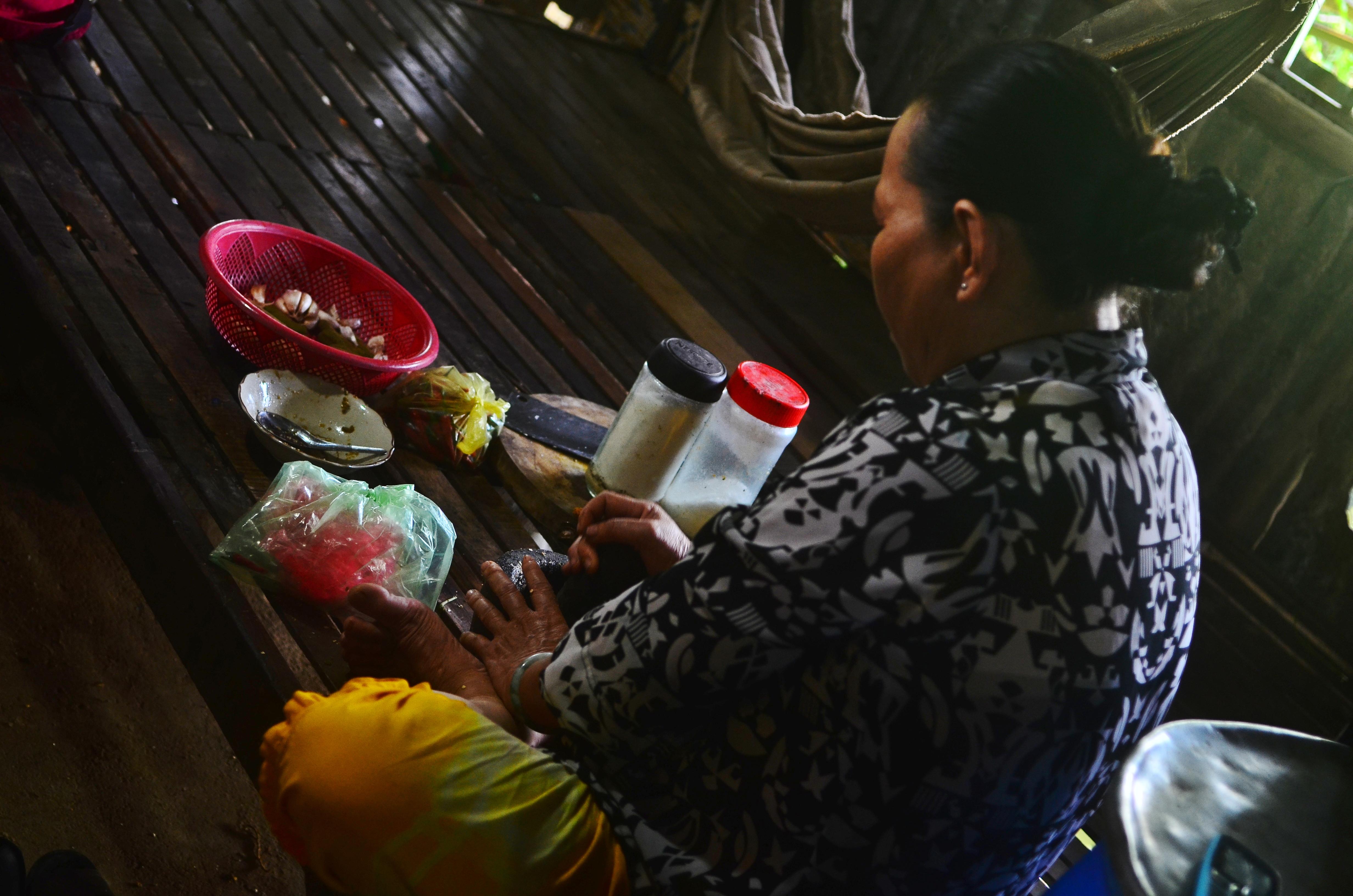 An edjai woman - New Naratif